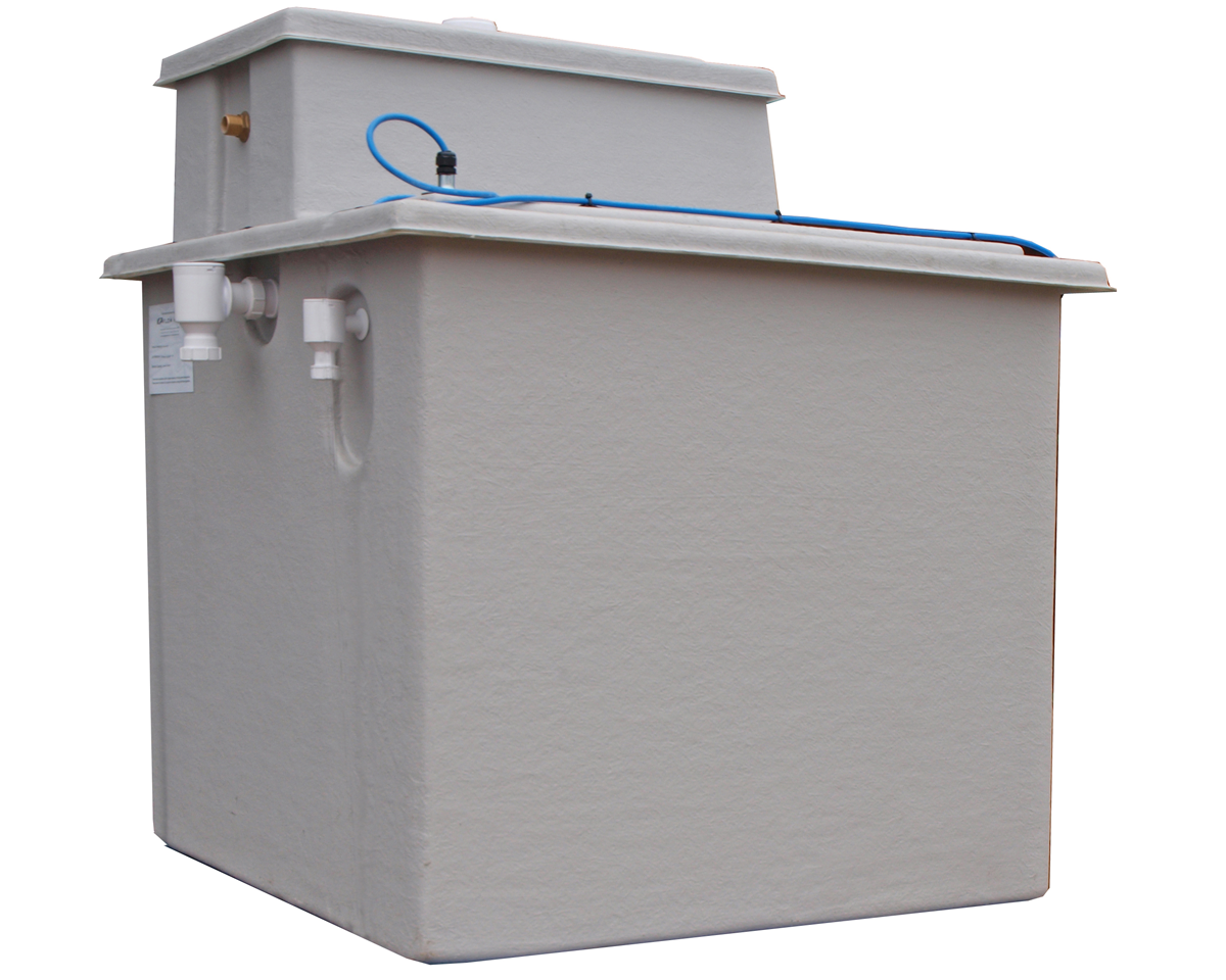 Cold Water Storage Tanks graphic